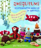 amigurumi: sorprendentes muñecos de ganchillo ana paula rimoli 9788498742183