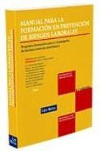 derecho laboral: prevencion de riesgos laborales (6ª ed.)-jose vida soria-9788498982183