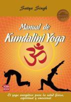 manual de kundalini yoga-satya singh-9788499172583