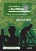 OFICIAL DE MANTENIMIENTO DEL AYUNTAMIENTO DE ZARAGOZA. CUESTIONAR IOS