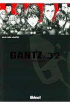 gantz nº 32-hiroya oku-9788499474083