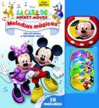 la casa de mickey mouse. melodias magicas-9788499518183