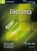 electronica (cursos formativos de grado medio) marcos garcia lorenzo carlos sanchez de la lama pablo toharia rabasco 9788499640983