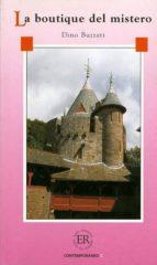 la boutique del mistero (easy readers, c) dino buzzati 9788711093283