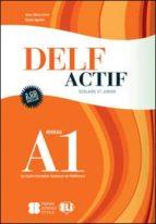 delf actif scolaire et junior: livre + 2 cd audio (french edition)-9788853613783