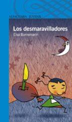 LOS DESMARAVILLADORES (EBOOK)