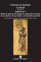 el buscón. primera parte. capítulo 7 (texto adaptado al castellano moderno por antonio gálvez alcaide) (ebook)-cdlap00003383
