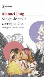 SANGRE DE AMOR CORRESPONDIDO (EBOOK)