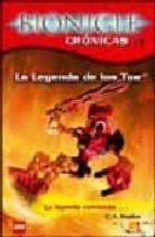 La leyenda de los Toa: 1 (Bionicle Crónicas)