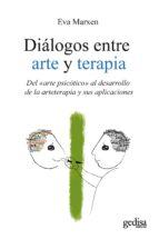 DIÁLOGOS ENTRE ARTE Y TERAPIA (EBOOK)