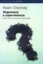 HEGEMONIA I SUPERVIVENCIA