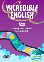Incredible English 5: DVD (5 & 6)