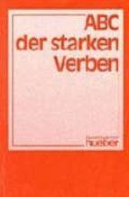 ABC DER STARKEN VERBEN