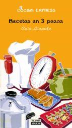 RECETAS EN 3 PASOS (COCINA EXPRESS) (EBOOK)