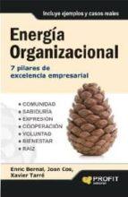 ENERGIA ORGANIZACIONAL (EBOOK)