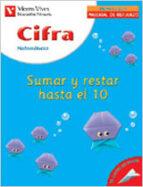 CIFRA. MATEMATICAS 1: SUMAR Y RESTAR HASTA EL 10 (PRIMARIA)