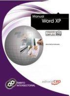 MANUAL WORD XP: FORMACION PARA EL EMPLEO