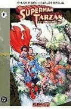 Superman tarzan, hijos de la jungla