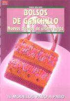 BOLSOS DE GANCHILLO: NUEVOS DISEÑOS DE ULTIMA MODA