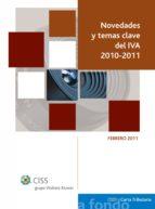 NOVEDADES Y TEMAS CLAVE DEL IVA 2010-2011 (EBOOK)