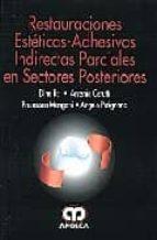 RESTAURACIONES ESTETICAS-ADHESIVAS INDIRECTAS PARCIALES EN SECTORES POSTERIORES