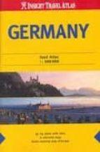 GERMANY INSIGHT TRAVEL ATLAS (ROAD ATLAS 1:300000)