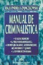 MANUAL DEL CRIMINALISTA