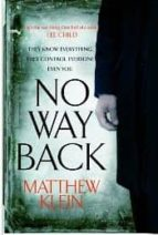 No Way Back (English Edition)