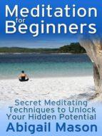 MEDITATION FOR BEGINNERS (EBOOK)