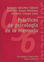 PRACTICAS DE PSICOLOGIA DE LA MEMORIA