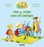 Jan y Julia van al colegio (JAN &JULIA)