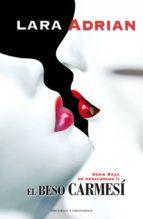 El beso carmesí (Razas de la noche nº 2)