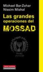 LAS GRANDES OPERACIONES DEL MOSSAD (EBOOK)
