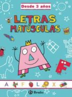 LETRAS MAYUSCULAS (GRAN CUADERNO)