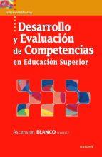 DESARROLLO Y EVALUACIÓN DE COMPETENCIAS EN EDUCACIÓN SUPERIOR (EBOOK)