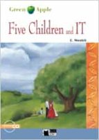 FIVE CHILDREN AND IT. BOOK + CD