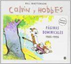 Páginas Dominicales. 1985-1995 (SUPER CALVIN & HOBBE)