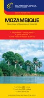 MOZAMBIQUE (MAPA CARTOGRAPHIA) (REF.6928)