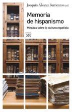 Memoria de hispanismo
