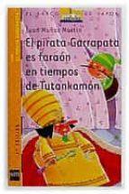 El pirata Garrapata es faraón en tiempos de Tutankamón (Barco de Vapor Naranja)