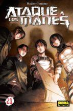 Ataque a los Titanes 21