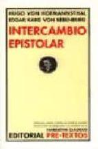 INTERCAMBIO EPISTOLAR