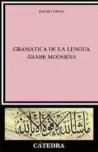 GRAMATICA DE LA LENGUA ARABE MODERNA