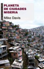 PLANETA DE CIUDADES MISERIA (EBOOK)