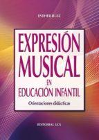 EXPRESIÓN MUSICAL EN EDUCACIÓN INFANTIL (EBOOK)
