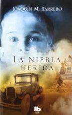 LA NIEBLA HERIDA (B DE BOLSILLO MAXI)
