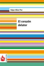 El corazón delator: (low cost). Edición limitada (Ediciones Fénix)
