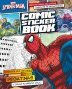 Spiderman. Comic Sticker Book