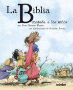 """La BIBLIA """"Nuevo testamento: El Evangelio"""" contado a los niños"""