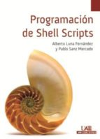 PROGRAMACIÓN DE SHELL SCRIPTS (EBOOK)